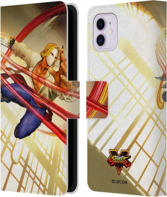 Fighting Gold iPhone 11 case