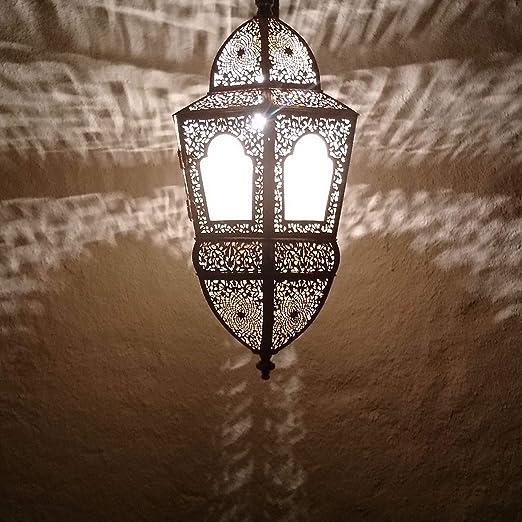 Marroquí Lámpara suphian pequeño, marroquí Lámpara de techo ...