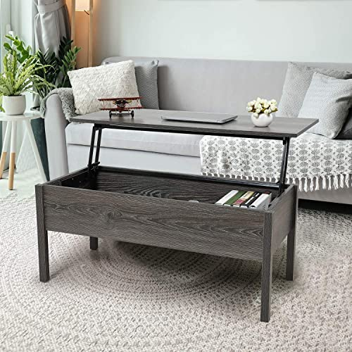 JAXPETY Lift Top Coffee Table