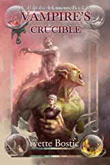Vampire's Crucible: Book 2 (Call of the Elements) Kindle Edition