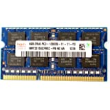 Hynix HMT351S6CFR8C-PB 4GB PC3-12800S DDR3 1600MHz non-ECC Unbuffered Memory