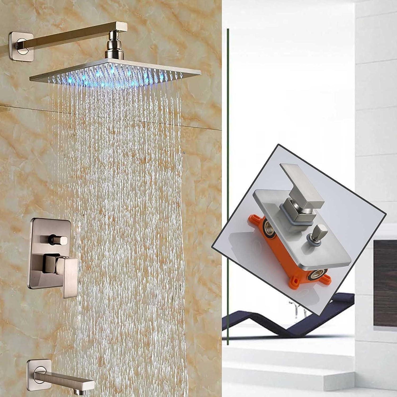 Rainfall Shower Faucet Single Handl