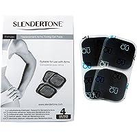 Slendertone Women's Arm Toner Gel Pads - Black/Gold