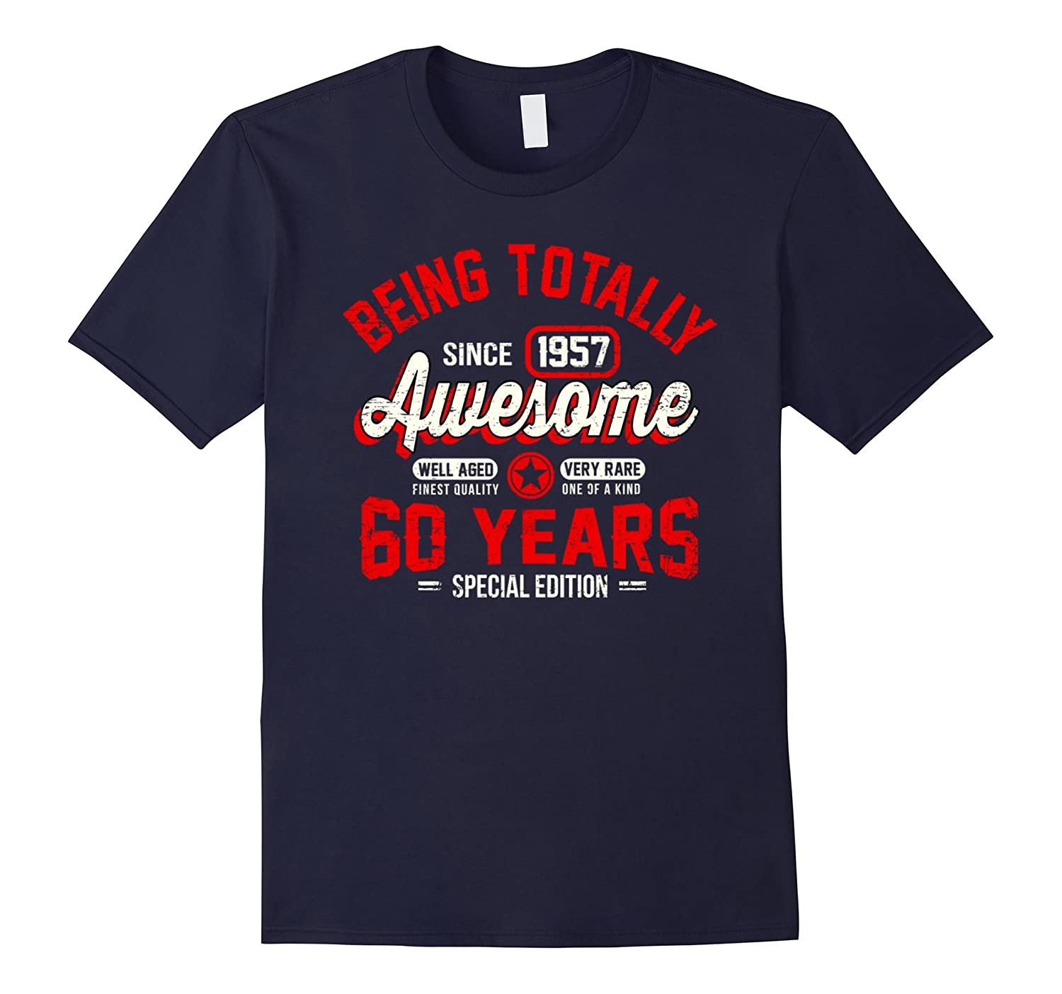 Legends Are Born In 1957- Age Perfection Shirt,60 years-BN