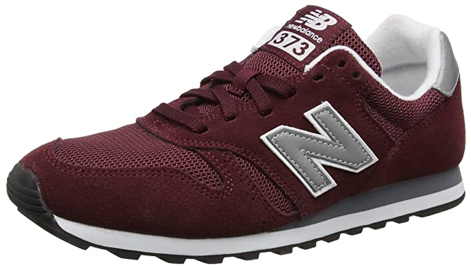 7f94d259d24 Image Unavailable. Image not available for. Color  New Balance 373 Mens  Sneakers Maroon