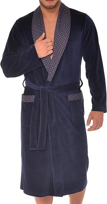 Robe de Chambre pour Hommes RE-103 Velours