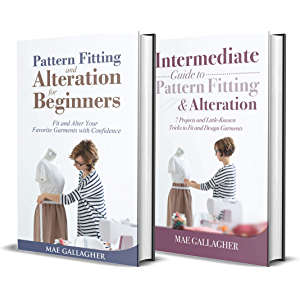 Pattern Fitting: Beginner + Intermediate Guide to Pattern Fitting and Alteration: 2-in-1 Pattern Fitting and Couture…