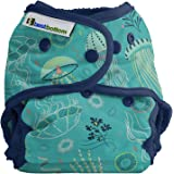 Best Bottom Snap Cotton Diaper, Jelly Jubilee
