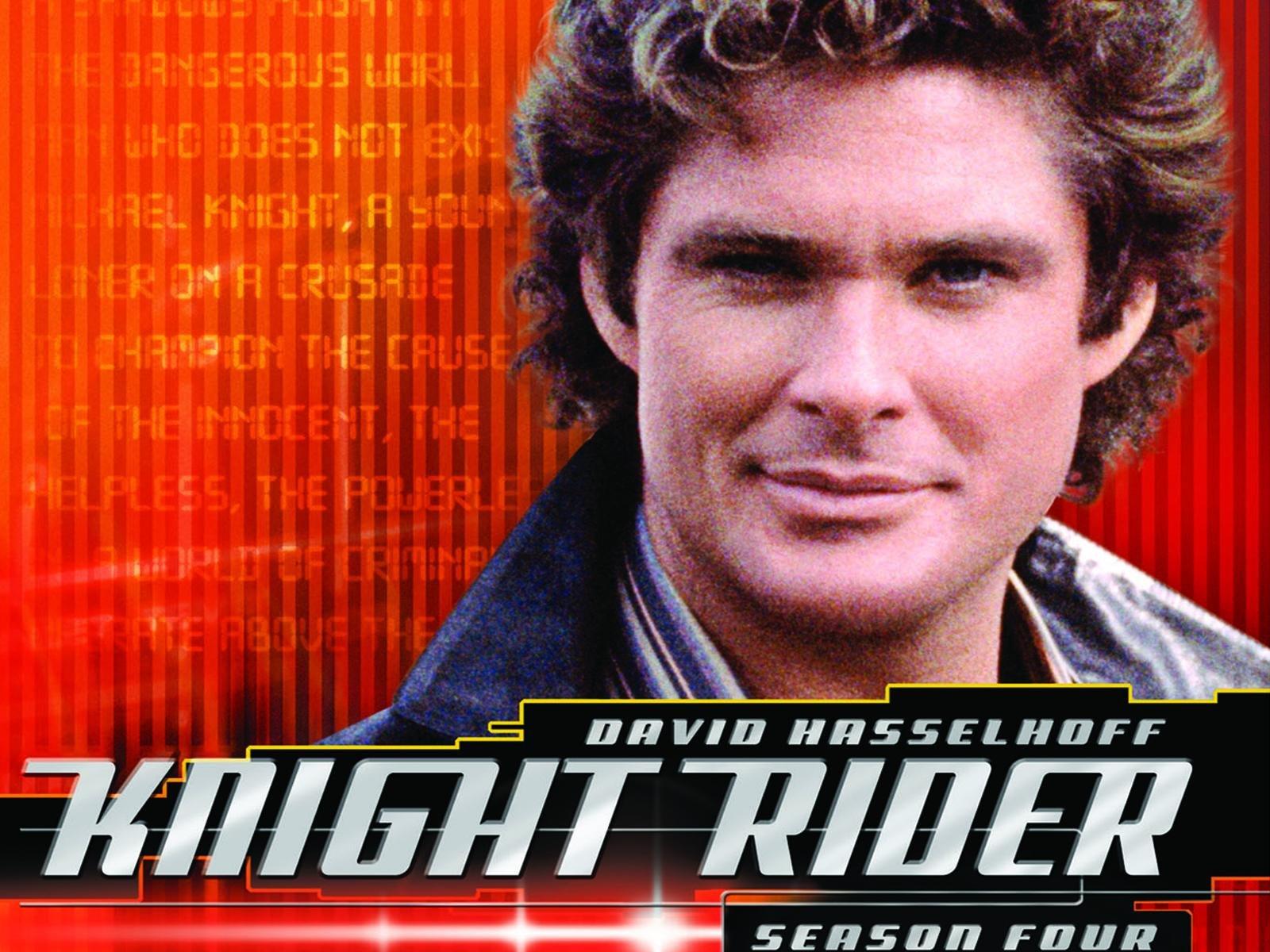 Amazon.com: Knight Rider Classic Season 4: David Hasselhoff, William Daniels, Edward Mulhare, Peter Parros, Patricia McPherson, Peter Cullen, Rebecca Holden ...
