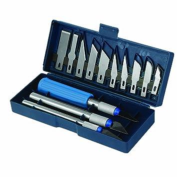 Amazon.com: Silverline Hobby - Juego de cuchillos: Sports ...
