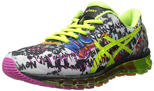 buy popular a1f8e dd4ea ASICS Women s Gel-Quantum 360 NYC Running Shoes, Run York, 5 M US   Amazon.co.uk  Shoes   Bags