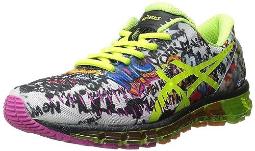 1d5733bf7 ASICS Zapatillas para correr Gel-Quantum 360 NYC para mujer