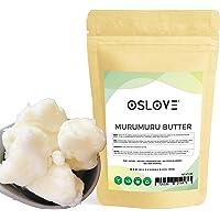 Pure, Natural and Unrefined Murumuru Butter 8oz by Oslove Organics