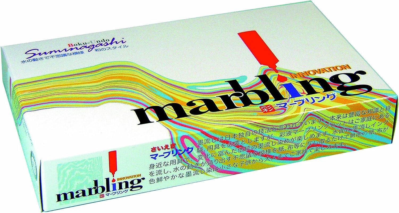 Aitoh Origami Marbling Kit, Transparent