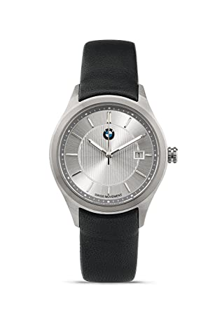 Original BMW Mujer Reloj De Pulsera Negro - Colección 2016/2018: Amazon.es: Coche y moto