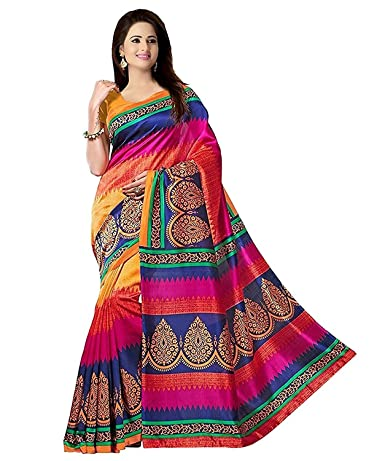 b23c71c4a48b Sarees Latest Designer And Party Wear Sarees available at Amazon for Rs.399