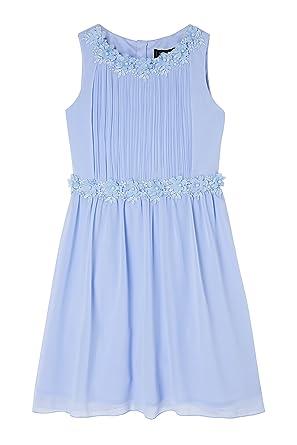 Lipsy Girl Layla Prom Dress - Blue - Age 14