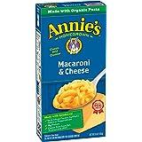 Annie's Classic Macaroni & Mild Cheddar Macaroni & Cheese Natural 6 oz Box