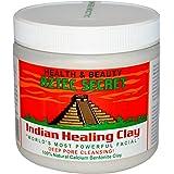 Aztec Secret - Indian Healing Clay - Deep Pore Cleansing Facial & Healing Body Mask - The Original 100% Natural Calcium Bentonite Clay - 1lb - 454g