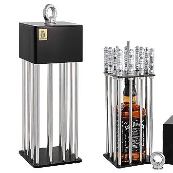 Alcohol Cage® Jaula para El Licor: Un Divertido Regalo De ...
