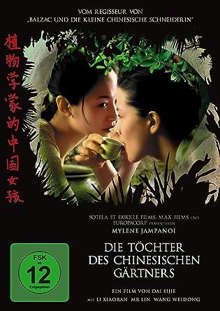 Die Töchter des chinesischen Gärtners [Alemania] [DVD]