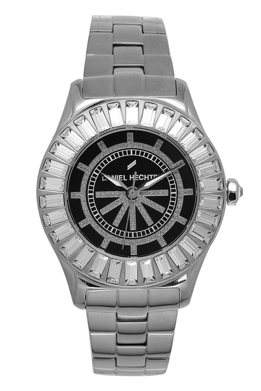 Daniel Hechter Damen-Armbanduhr Analog Quarz Edelstahl DHD 006S-AM