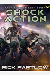 Shock Action (Drop Trooper Book 7) Kindle Edition