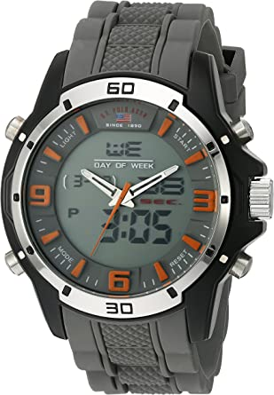 Reloj - U.S. Polo Assn. - para - US9536: Amazon.es: Relojes