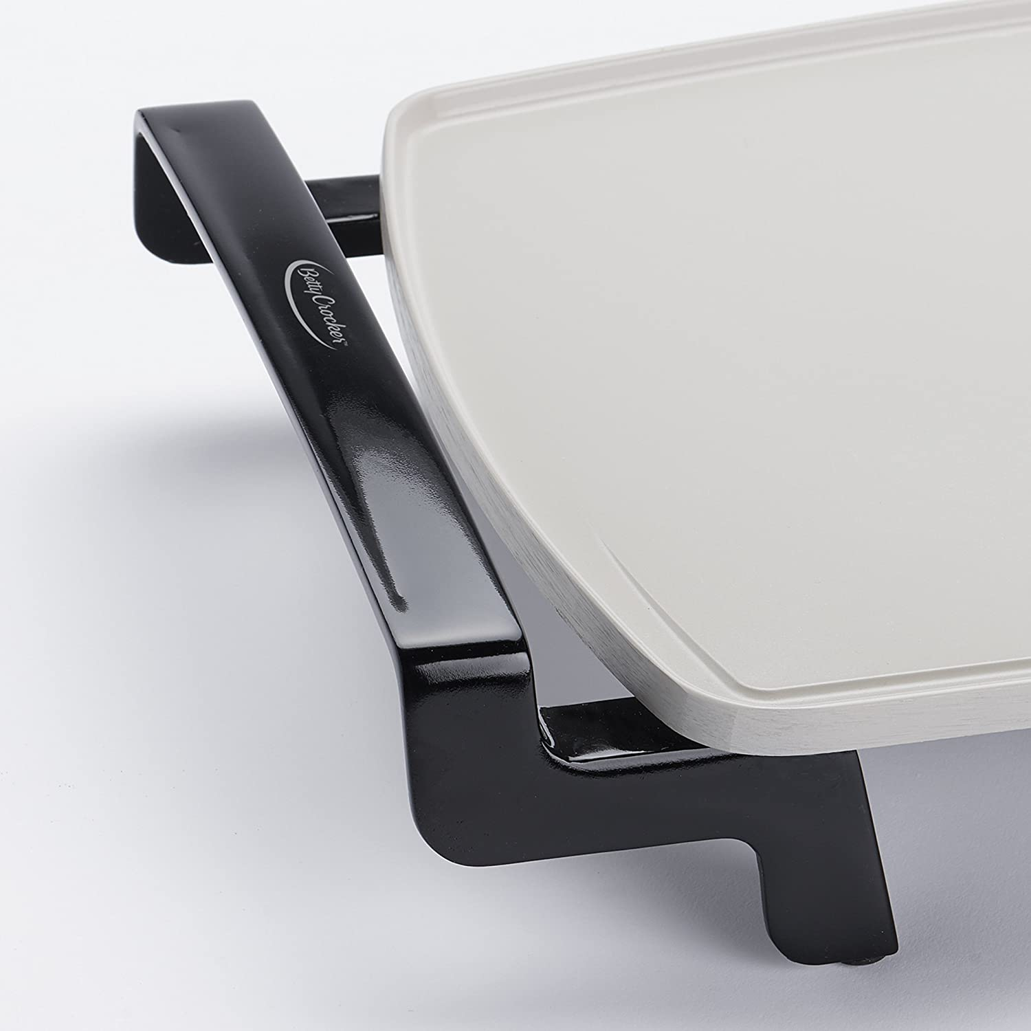 Betty Crocker BC-2992CT WACBC2992CT Coated Griddle 20 x 10.5 Ceramic Plate White