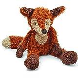 Bunnies By The Bay Foxy Plush Toy, Orange/Brown