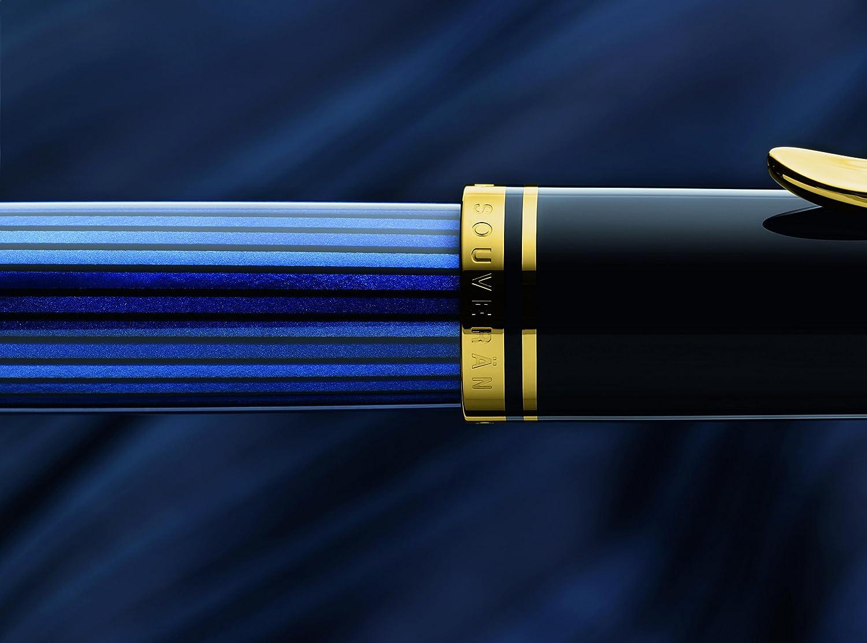 Pelikan Souveran 800 Black Blue Roller