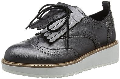 Pepe Jeans Ramsy Tassel, Zapatos de Cordones Brogue para Mujer: Amazon.es: Zapatos y complementos
