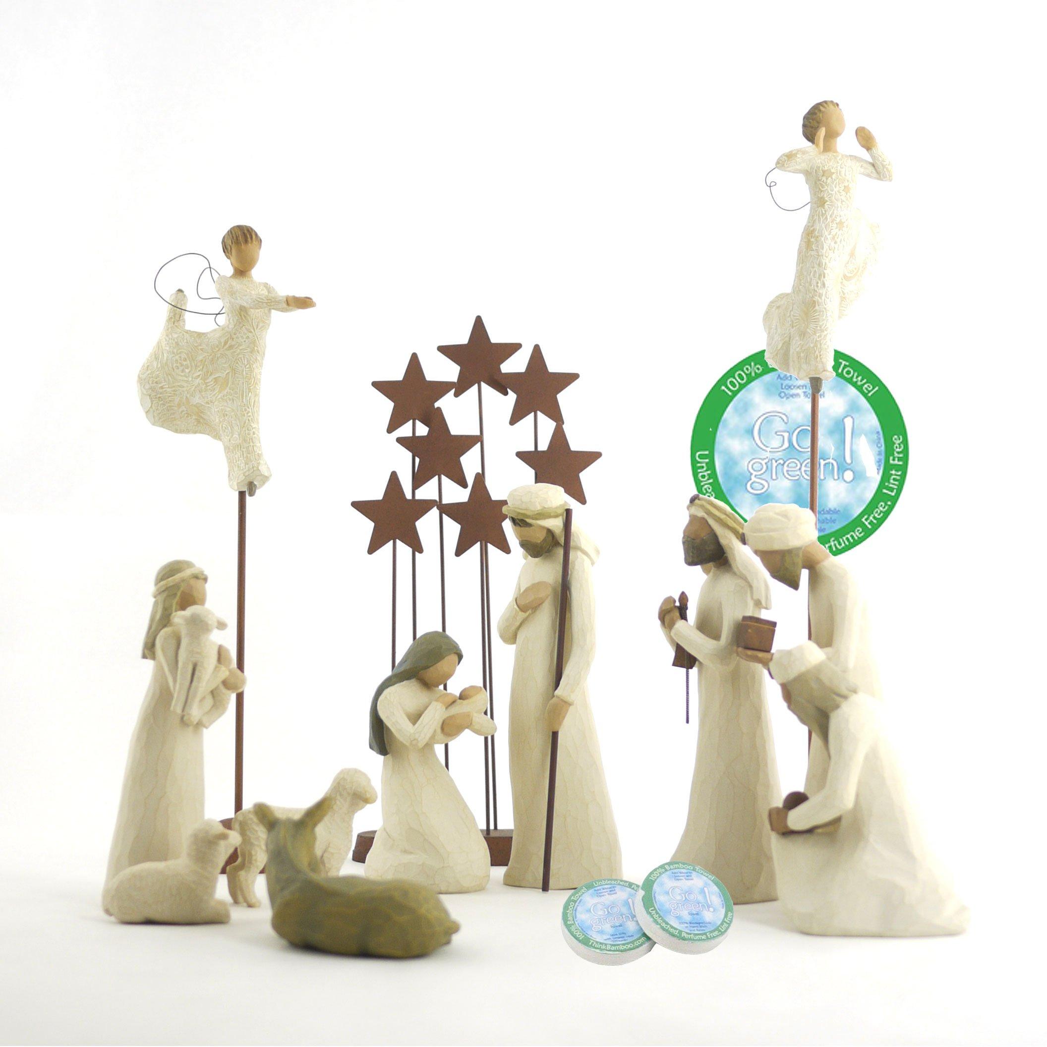Willow Tree 12 Piece Nativity Set