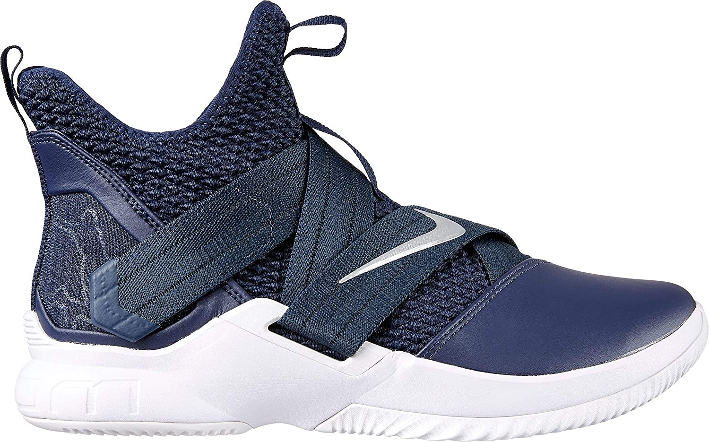 Nike Zoom Lebron Soldier XII TB - Zapatillas de Baloncesto, M45W6 ...