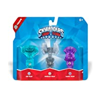 Skylanders Trap Team: Triple Trap Pack - Air, Undead, Magic (Xbox One/PS3/PC DVD/Nintendo Wii/Wii U)