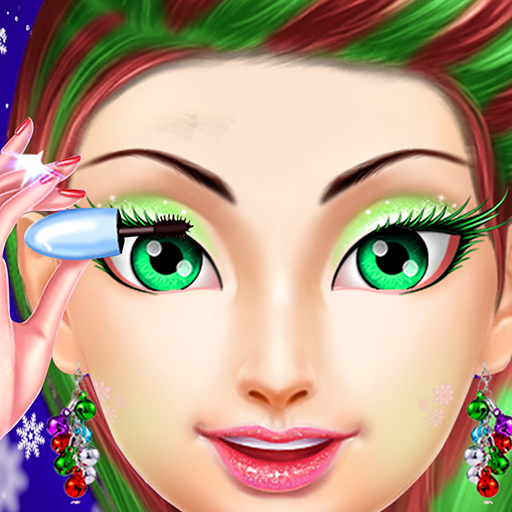 Christmas Games Makeover Salon