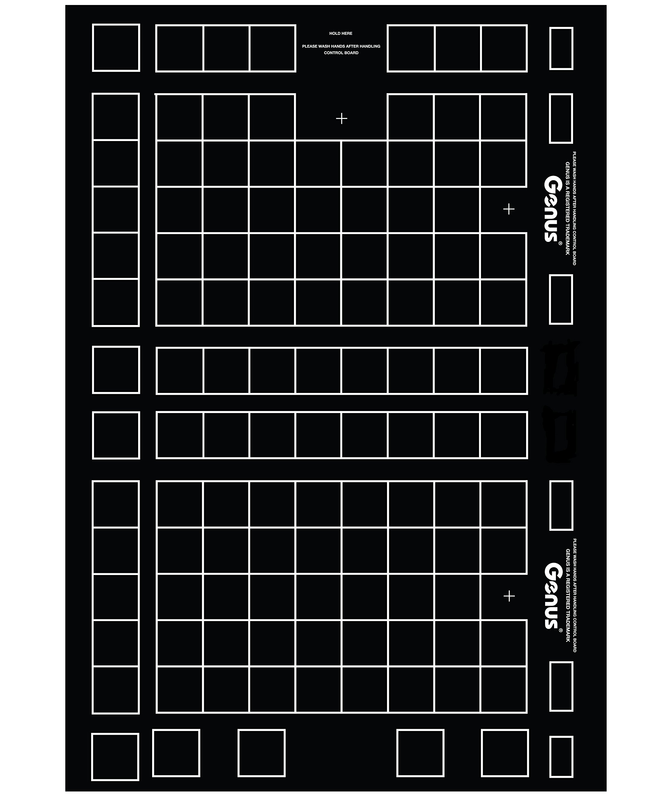Brandenburg 312750-00 Glue Boards for Futura or Futura Compact (Pack of 12) by Brandenburg