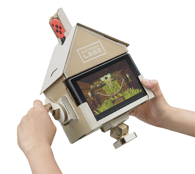 Nintendo Labo: Variety Kit for Nintendo Switch [USA]: Amazon.es ...