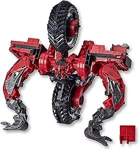 "Transformers Studio Series 55 - Constructicon Scavenger 8.5"" Leader Class Action Figure - Revenge of the Fallen - Pyramid Desert Battle - Kids Toys - Ages 8+"