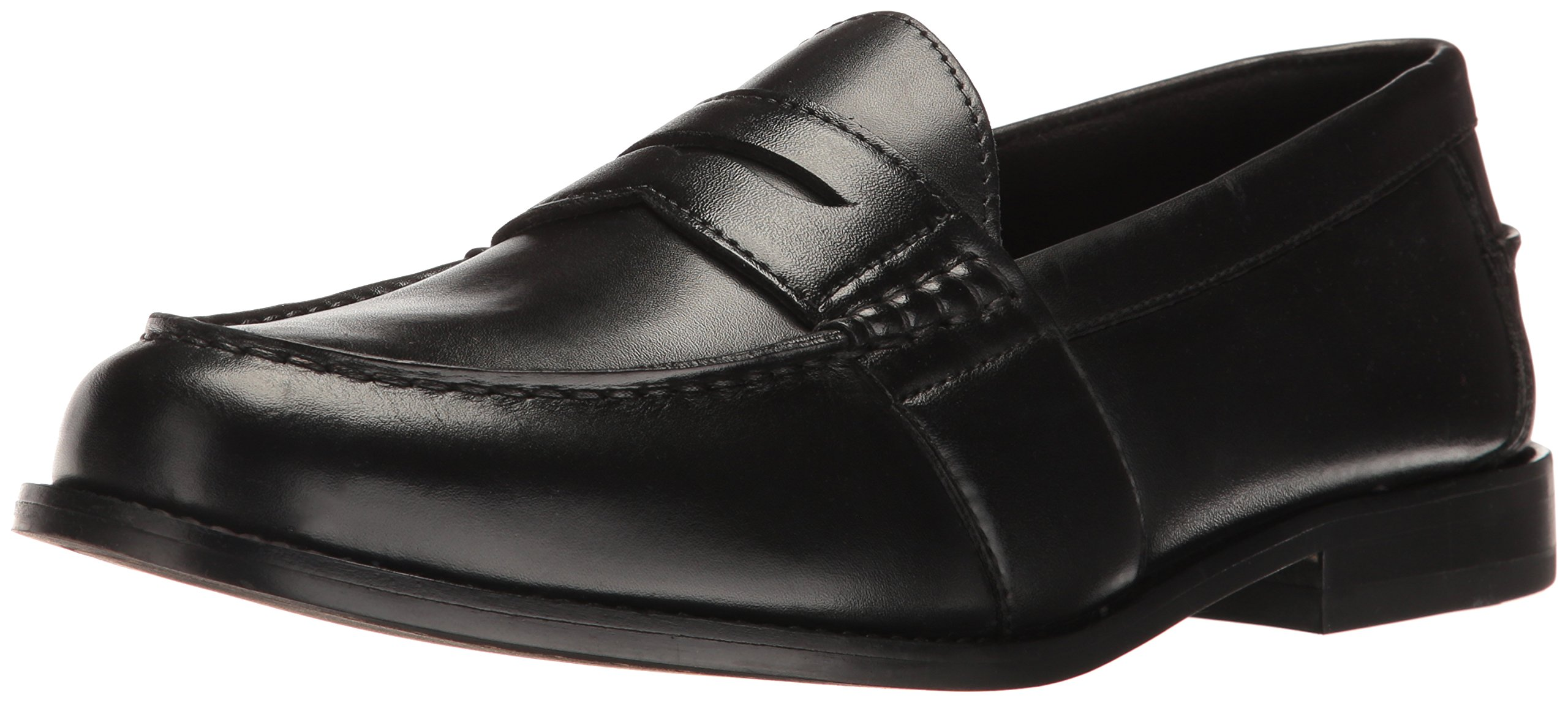 Nunn Bush Men's Noah Penny Loafer, Black, 9.5 M US