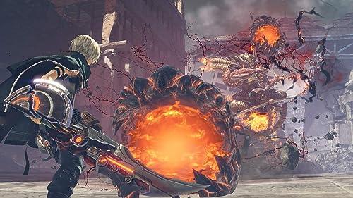 GOD EATER 3【早期購入特典】主人公着せ替え衣装「ヴァジュラくん[獣神]」をダウンロードできるプロダクトコード (封入)
