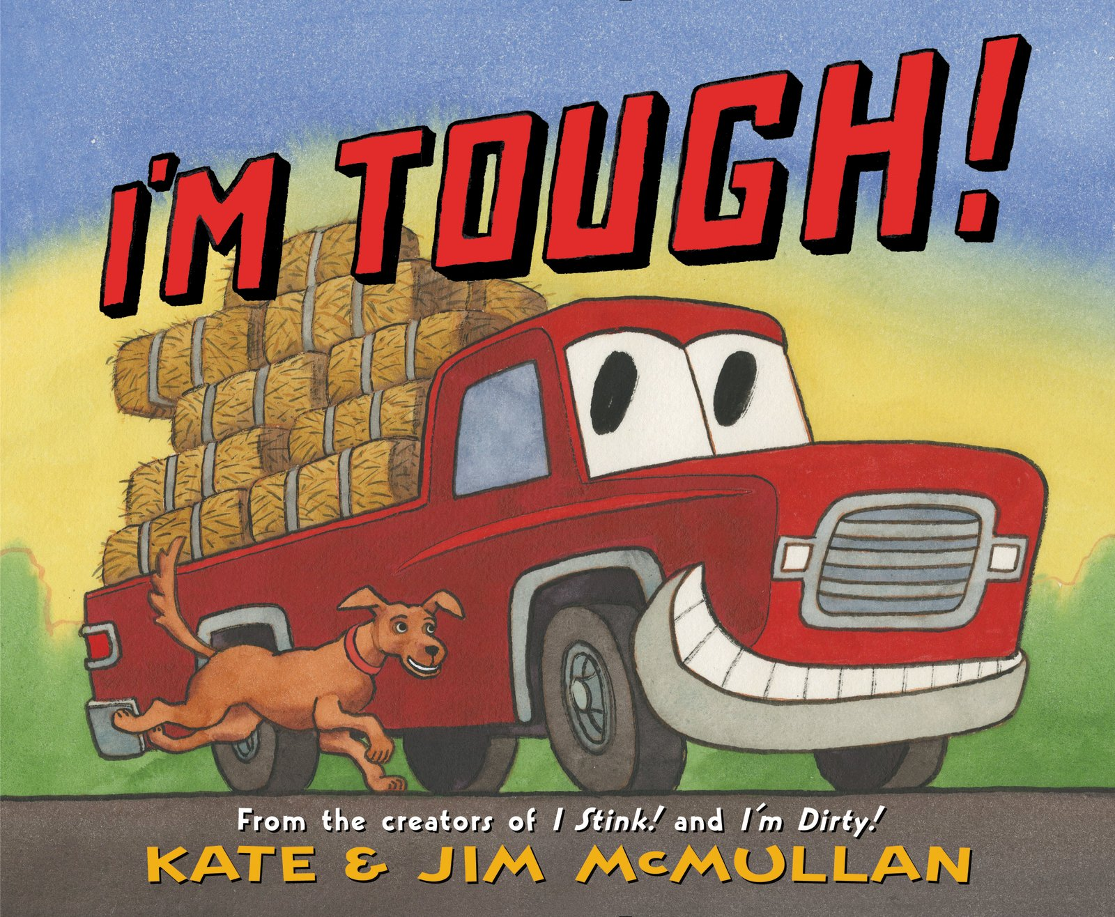 I'm Tough! (Kate and Jim Mcmullan) PDF