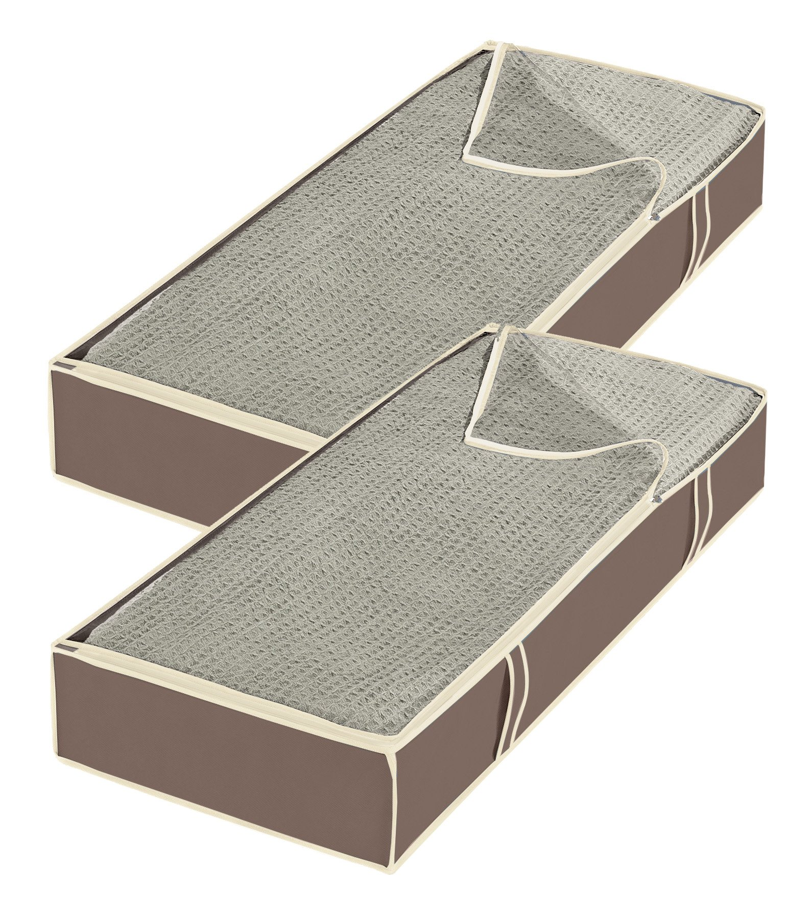 Whitmor,Zippered Underbed Bags, S/2