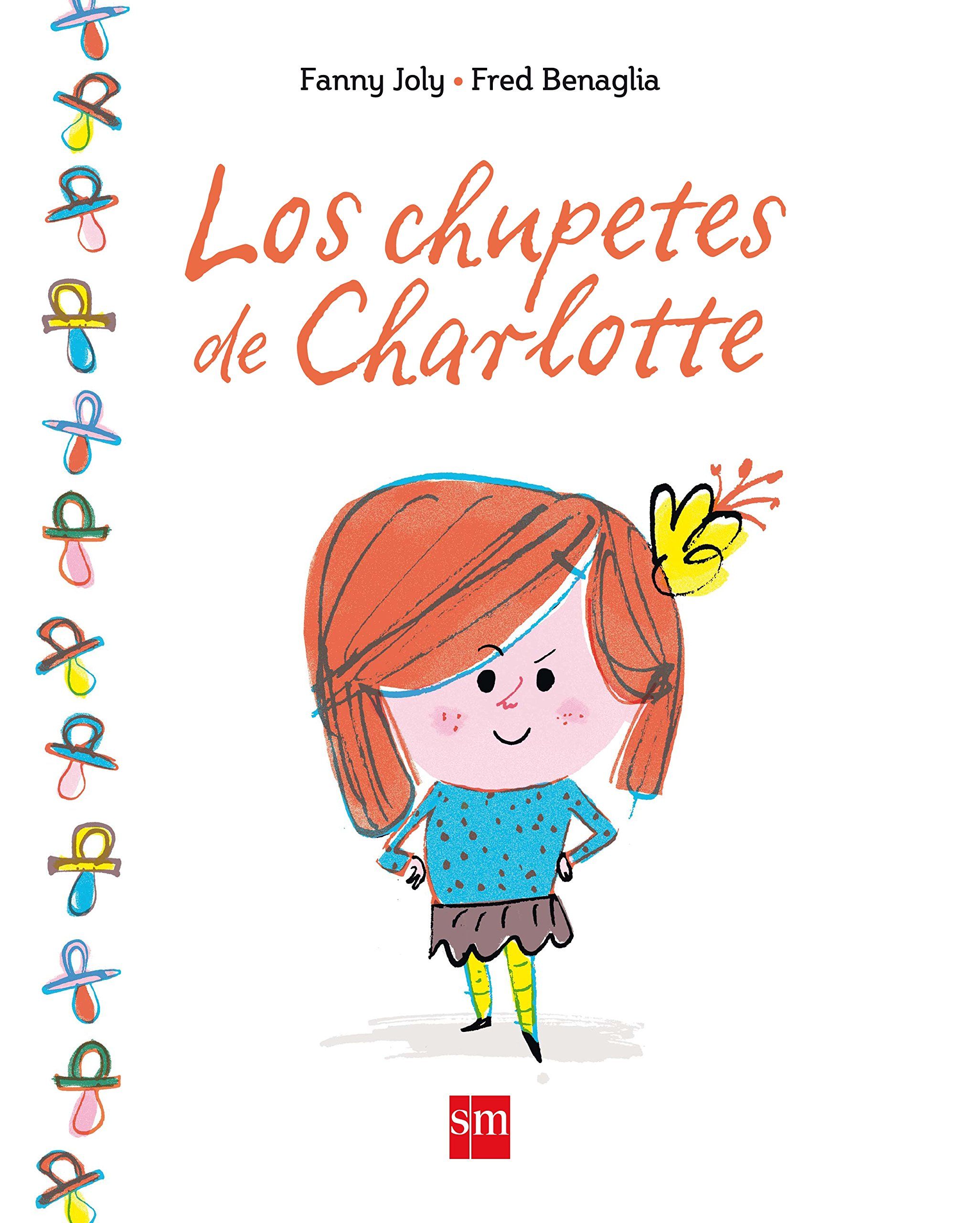 Los chupetes de Charlotte (Álbumes ilustrados): Amazon.es ...