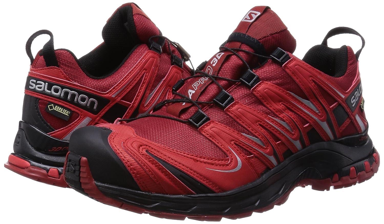 Amazon.com | Salomon XA Pro 3D Gore-TEX Trail Running Shoes - AW15-11 - Red | Trail Running