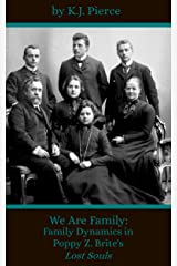 [Article] We Are Family: Family Dynamics in Poppy Z. Brite's Lost Souls Kindle Edition