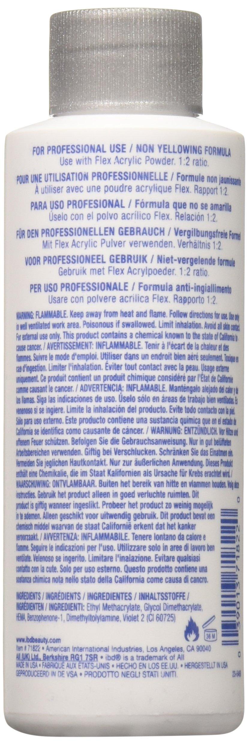 IBD 71822 Acrylic Grip Monomer, 4 Fluid Ounce by IBD
