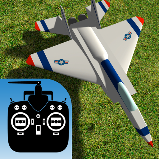 Glider Flights - RC-AirSim - RC Model Airplane Flight Sim