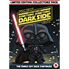 Family Guy - Something Something Something Dark Side plus T-shirt and Collector Cards)