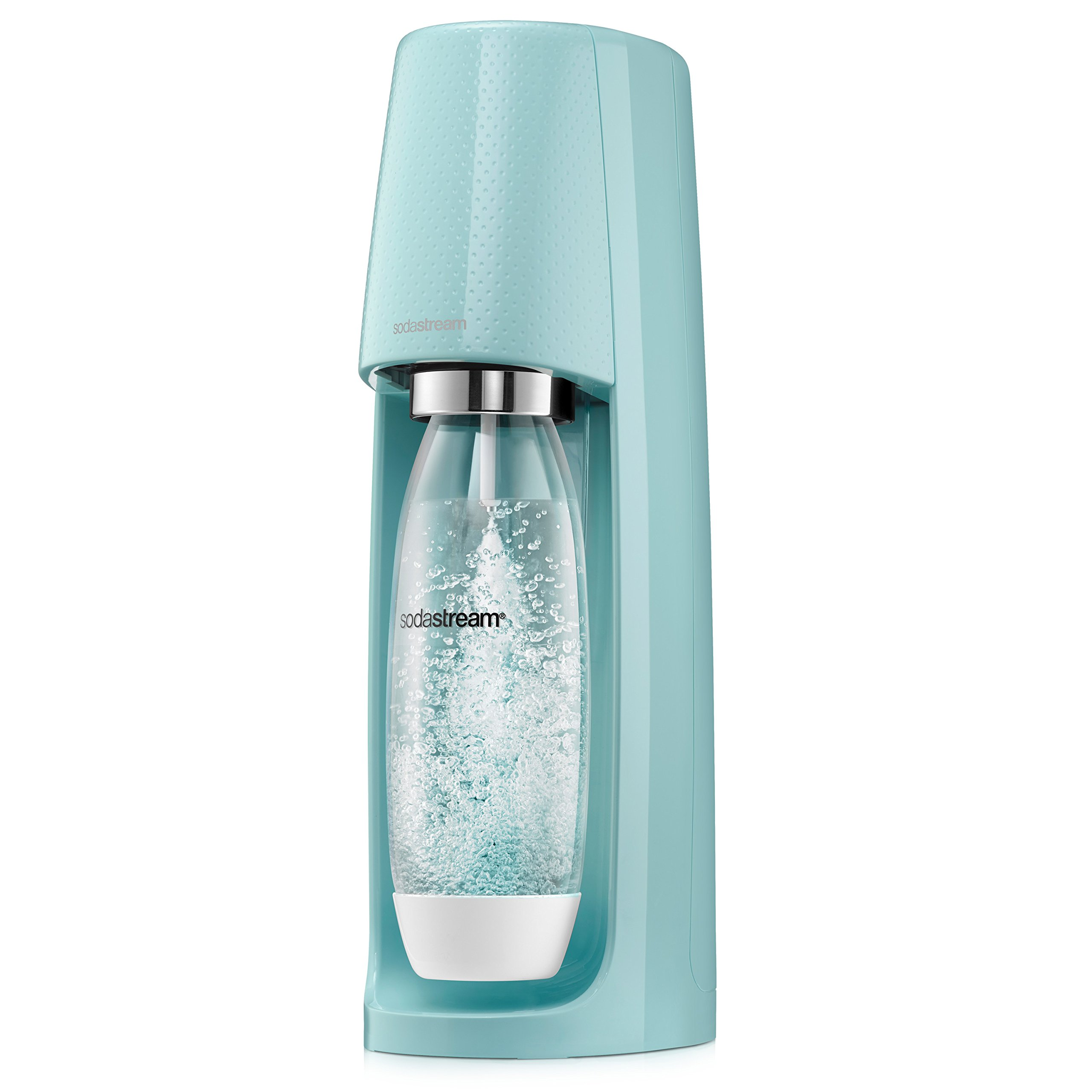 SodaStream Fizzi Sparkling Water Maker (Icy Blue)